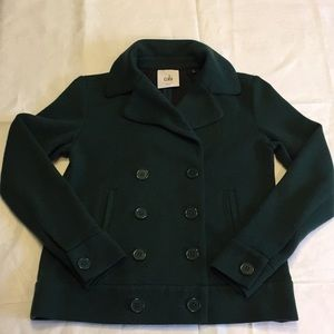 "Cabi ""Love Carol"" collection dark green jacket S"